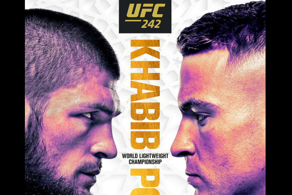 2: Khabib vs Poirier Live - Sony Ten 2 Live Server